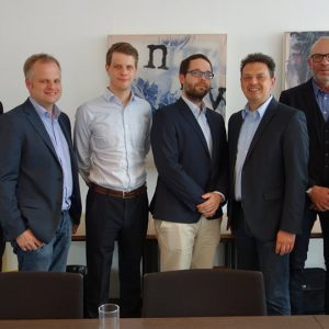 Autorenteam BRIC-Investitionen in Deutschland