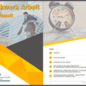 PCG-Magazin Denkwerk Arbeit November 2018