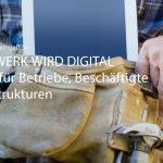 Neue Studie zur Digitalisierung im Handwerk