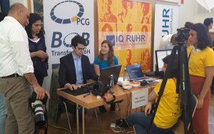 PCG unterstützt Arbeitsmarktintegration geflüchteter Frauen