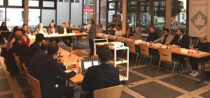 Wirtschaftsdialog West: Fördermöglichkeiten für Unternehmen